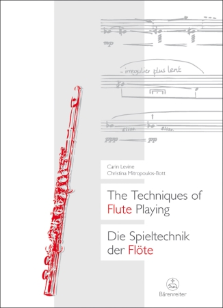 THE TECHNIQUES OF FLUTE PLAYING Volume 1 + CD