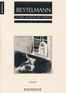 8 AIRS AUTOUR DU TANGO Nos.1 & 2