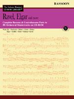 THE ORCHESTRA MUSICIAN'S CD-ROM LIBRARY Volume 7: Ravel, Elgar etc