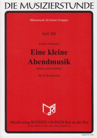 EINE KLEINE ABENDMUSIK (score & parts)