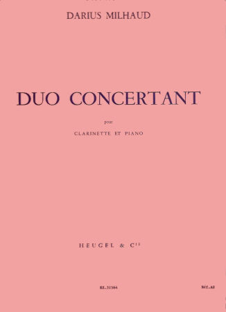 DUO CONCERTANT