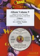 ALBUM FOR FLUTE DUET Volume 9 + CD