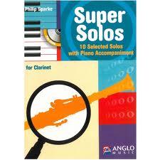 SUPER SOLOS + CD
