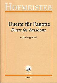 DUETS FOR BASSOONS
