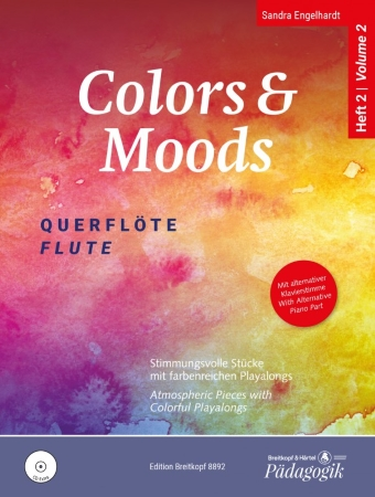 COLORS & MOODS Volume 3 + CD