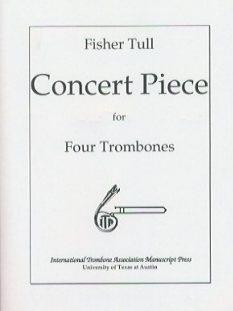 CONCERT PIECE (score & parts)