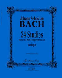 24 STUDIES from The Well-Tempered Clavier