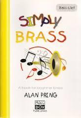SIMPLY BRASS + CD (bass clef)