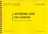 ANTHEMS AND OCCASIONS full score