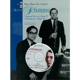 3 FANTASY PIECES Op.73 and 3 ROMANCES Op.94