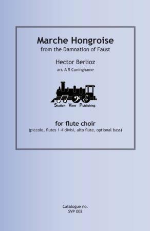 MARCHE HONGROISE (score & parts)