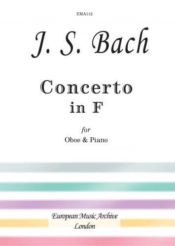 CONCERTO in F major (from BWV 1053)