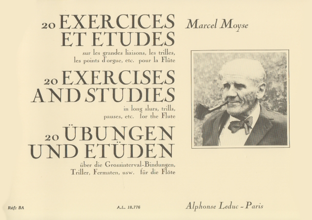 20 EXERCISES AND STUDIES