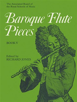 BAROQUE FLUTE PIECES Book 5