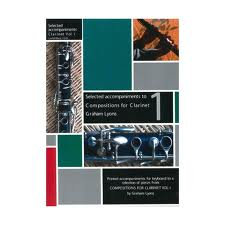 COMPOSITIONS Volume 1 selected accompaniments