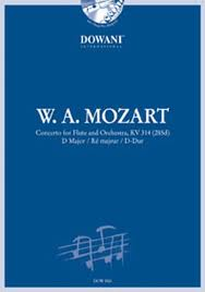 CONCERTO in D major K314 (285d) + CD
