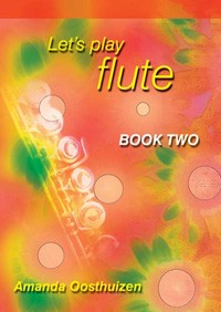 LET'S PLAY THE FLUTE Book 2