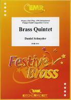 BRASS QUINTET (score & parts)