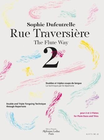 RUE TRAVERSIERE 2 + CD