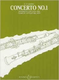 CONCERTO No.1 in Bb major, HWV 301