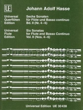 SIX SONATAS Op.2 Volume 2