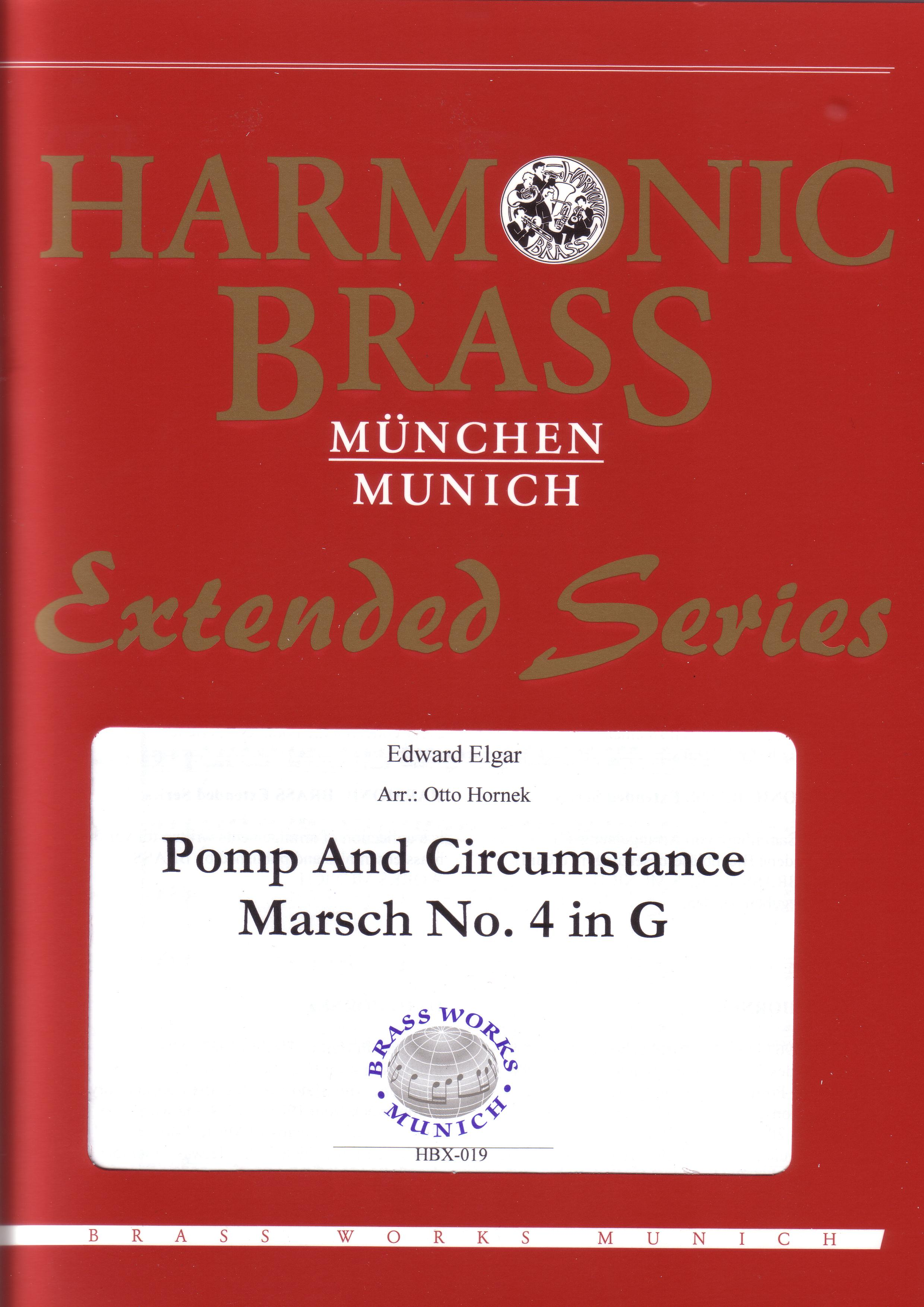 POMP AND CIRCUMSTANCE March No.4 in G