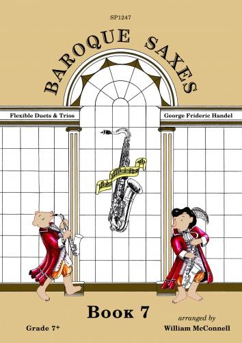 BAROQUE SAXES Book 7