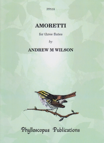 AMORETTI Op.42 score & parts