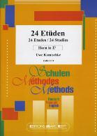 24 STUDIES (Eb horn)