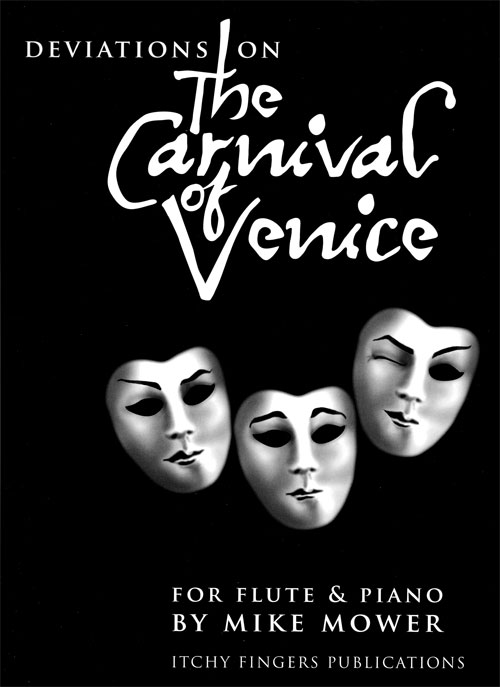 DEVIATIONS ON THE CARNIVAL OF VENICE