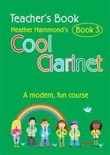 COOL CLARINET Book 3 Teacher's Book