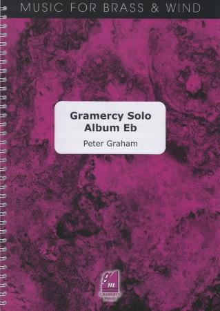 GRAMERCY SOLO ALBUM (Eb edition)