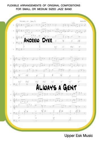 ALWAYS A GENT (score & parts)