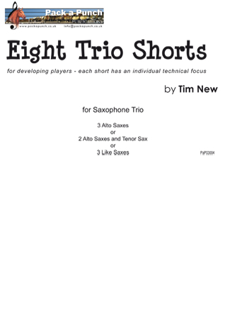 EIGHT TRIO SHORTS
