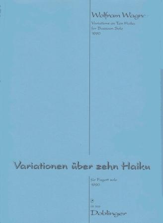 VARIATIONS ON TEN HAIKU