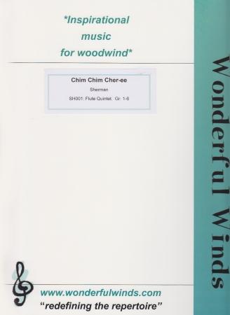 CHIM CHIM CHER-EE (score & parts)