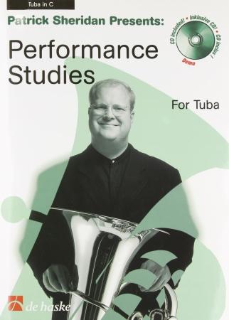 PERFORMANCE STUDIES + CD treble/bass clef