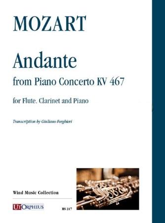 ANDANTE from Piano Concerto KV.467