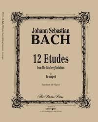 12 ETUDES from The Goldberg Variations