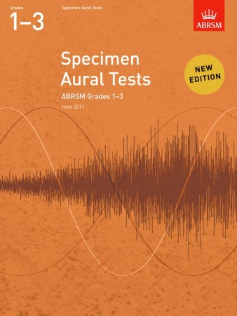 SPECIMEN AURAL TESTS Grade 1-3