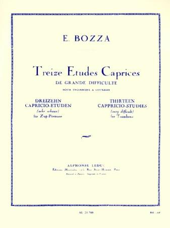 13 CAPRICCIO STUDIES
