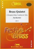 BRASS QUINTET Op.65