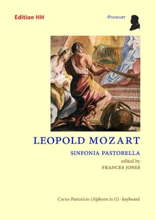 SINFONIA PASTORELLA Sheet Music | Mozart, Leopold (1719-1787) at