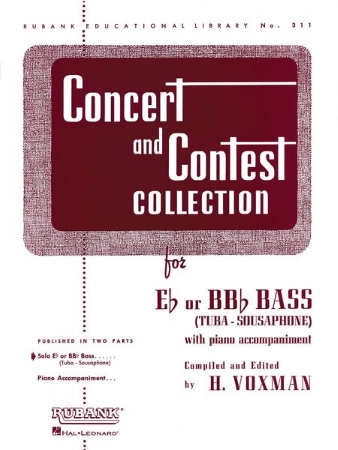 CONCERT AND CONTEST COLLECTION Solo Part