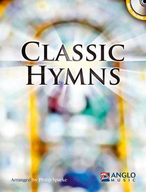 CLASSIC HYMNS + CD (treble/bass clef)