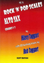 ROCK & POP SCALES + CD Grades 1-3