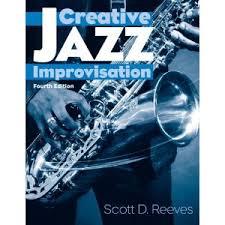 CREATIVE JAZZ IMPROVISATION (2nd Edition)
