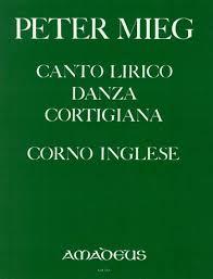 CANTO LIRICO and DANZA CORTIGIANA
