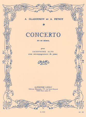 CONCERTO in Eb major Op.109