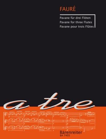 PAVANE Op.50 (playing score)